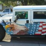 Screamin' Eagle Hummer H1
