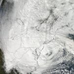 Hurricane Sandy  set meteorological records in terms of size.