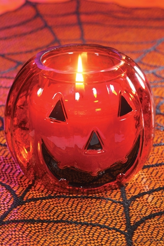Lit jack-o-lanterns can lead to a fire if they're not handled with care.