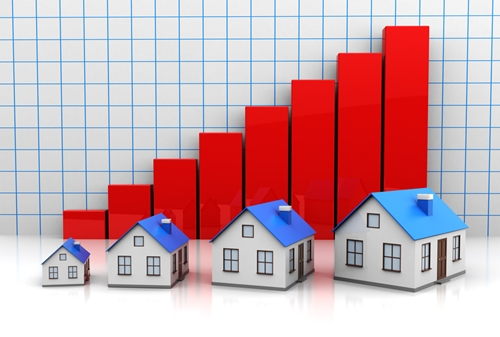 Home sales in August rose 18 percent from July, but experts say this was likely an aberration.