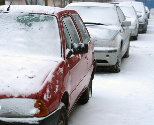 If there's any period of the year that's the harshest on automobiles, winter has to be the No. 1 offender.
