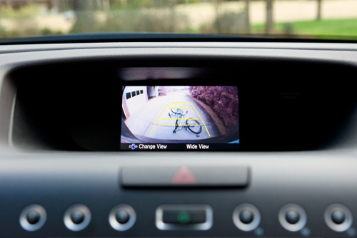 Back-up cameras that come with many of today's vehicles have saved an untold number of lives.