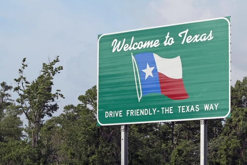Texas is the only state in the country where the maximum speed limit is in excess of 80 miles per hour.