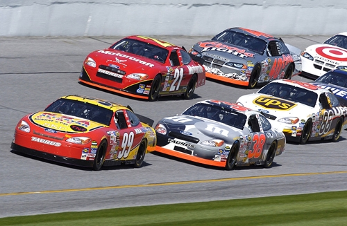 Who will win the Toyota Owners 400 title this year?