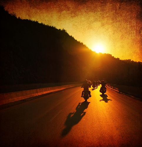 Cruise into the sunset with a road trip to an upcoming Motorcycle Week gathering.