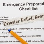 Putting together a checklist can ensure that your emergency kit is fully stocked.