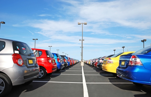 Car sales were solid for the month of August, setting up what could be a big month in September.