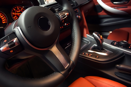 4 highly refined interiors in cars $40,000 or less
