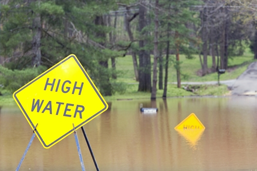 Forecasters believe the mild winter will lead to fewer cases of flooding this spring.