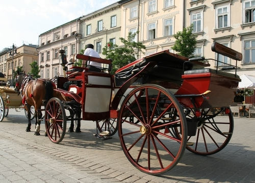 Indiana has seen three accidents this year where horse-drawn carriages were hit by distracted motorists.