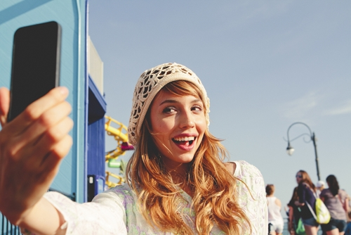 The selfie phenomenon is everywhere, with seemingly no place off-limits.