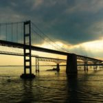 The Chesapeake Bay Bridge is one of Maryland's most highly trafficked.
