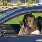By the time kids turn 18, they should have their own car, Americans say in a newly released survey.