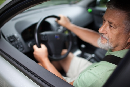 Seniors are every bit as quick as young people when reassuming control of a semi-autonomous automobile, a new study has found.