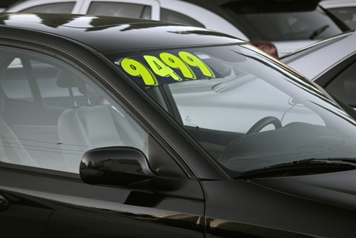 With car prices high, here's how to buy on a budget