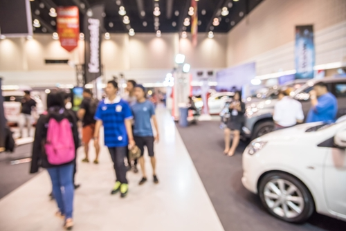 The DFW Auto Show is a five-day event that begins March 22.