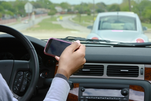 Texas, as of Sept. 1, is the 47th state to ban drivers from texting.