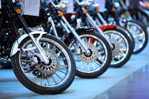 Having a theft prevention strategy is important for every motorcycle rider.