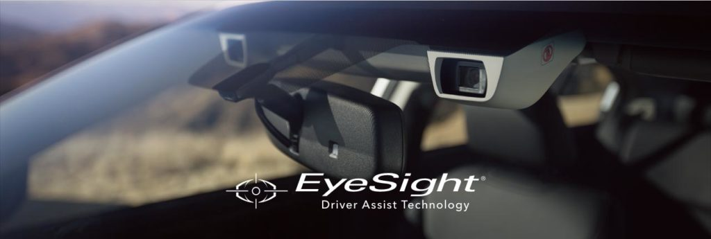 Subaru has added EyeSight ® to several of their 2018 models.